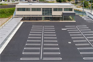 はりま高齢者講習専門校 専用駐車場
